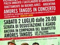 Manifesto Amores Tangos