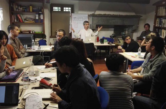 giovani al lavoro comiks biblioteca san romano in garfagnana 04